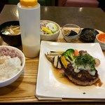 ニューグリーン - 和風ハンバーグ定食