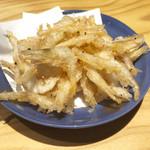 寿司 和食 しん - 白エビ唐揚げ