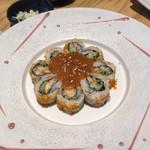寿司 和食 しん - 鮭ハラス巻き