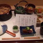 Suginoyayamaguchi - 鰻まぶし御膳