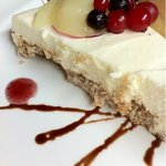 トウキョウ サロナード カフェ ダブ - レアチーズケーキ