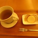 菜食健美 - セットのカチャマイ茶&デザート