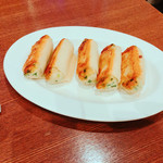 京華小吃 - 名物の焼餃子