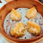 京華小吃 - 野菜蒸し餃子は絶品