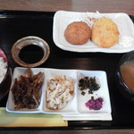 wakka - 日替セレクトランチ1,000円(税込)
