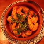モロッコ料理の台所 エンリケマルエコス -