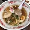 銀座天龍 - 料理写真:ソラマチ中華そば 990円