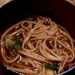 やまめ料理阿瀬 - 蕎麦