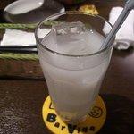 大阪ワイン酒場バルビダZ - カルピス(笑)