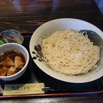 10022703 - 肉汁ざるうどん