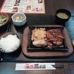 黒木屋 - 本日の気まぐれ定食(680円)