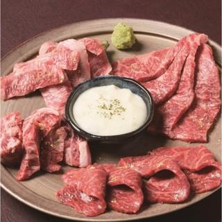 お肉の部位に合わせた美味しい食べ方で!