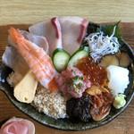 海女の小屋 海上亭 - 料理写真:
