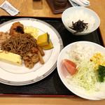 コートホテル京都四条 - 料理写真: