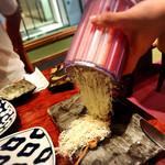 うな串 焼き鳥 う福 八丁堀 - 鰻バター