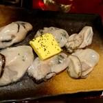 きずなや - 牡蠣のバター焼き