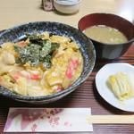 お食事処いしもと - 料理写真: