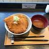食の國 福井館 - 料理写真:醬油カツ丼(並、850円)
