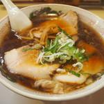 河むら - 料理写真:チャーシューワンタンメン