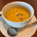 ベニーノ ヴィッラ - 本日のスープ