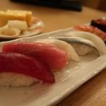 おひげ寿司 - 竹2100円