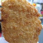 グリル シマダ - チーズササミ150円