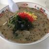 ラーメンと餃子の 一本松 - 料理写真:ごまラーメン