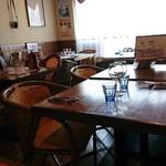 レストラン セージ - 内観