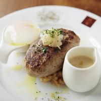 ハンバーグ ウィル - 料理写真:料理写真
