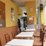 サブウェイ - 【2011-06-18】テーブル席