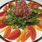 博多の砦 会席・日本料理 和食華彩都 - 料理写真:トマトのサラダ