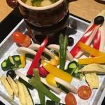 博多の砦 会席・日本料理 和食華彩都 - 料理写真:バーニャ
