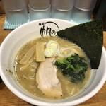 帆のる - 元祖家白湯麺