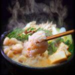 名物 京風もつ鍋