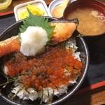 100253053 - 鮭といくらの親子丼 1,000円