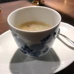 キュベ イトウ - スープ付き