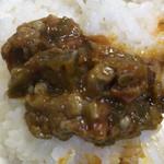 イヤマンレストラン - オクラカレーインライス