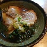 下町ラーメン - チャーシュー麺