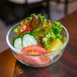 キッチン萬 - ☆サラダに鮮度Good!!☆