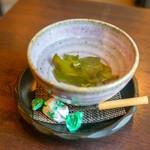 キッチン萬 - ☆めかぶ茶(^o^)丿☆