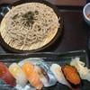 池田屋 - 料理写真:すし蕎麦セット