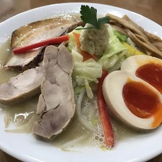 麺や遊大 - 料理写真:遊大タンメン