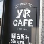 YR CAFE by恵比寿楽園テーブル -