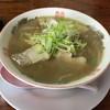 庵 - 料理写真:醤油ラーメン  ¥550