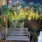 ボタニストカフェ - 癒しの緑