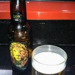 100263035 - ライオンビール600円