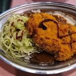 ターバンカレー - 料理写真: