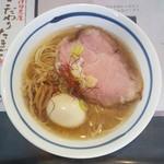 麺や 青雲志 - 塩麹らぁ麺 1,000円