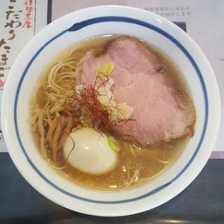 麺や 青雲志 - 料理写真:塩麹らぁ麺 1,000円