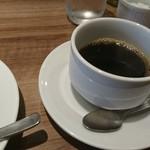 レストラン マルヤマ - 食後のコーヒー